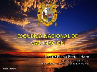 ESQUEMA NACIONAL DE VACUNACION.ppt