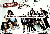 Comercial do CD Rebelde (Brasil).wmv
