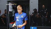 Ah Lelek Lek Lek... No passinho com Neymar!.mp4