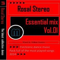 Electronica 2015 Rosal Stereo 96.1 Fm - essential mix vol.01.mp3