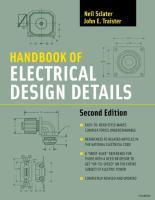 Handbook Of Electrical Design Details, 2Nd Edition (2003){home wiring NEC_ANSI) - Tlf.pdf