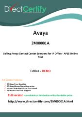 2M00001A DirectCertify Preparation Material Updated 2015.pdf
