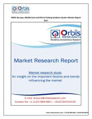 Parking Guidance System Market- Orbis Research.pdf