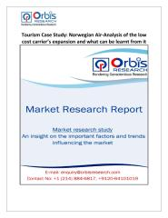 Tourism Case Study Norwegian Air-Analysis of the low cost carrier's expansion and what can be learnt from it.pdf