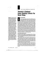 Towards A Rational Intact Stabilitty Criteria For Naval Ships.pdf