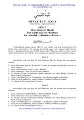 sanad kitab munyatul musolli.pdf