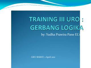 TRAINING III URO.pdf
