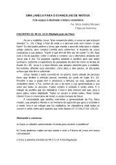 Uma Janela Para o Evangelho de Mateus [Encontro 22].pdf