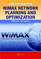 WiMAX Network Planning and Optimization.pdf