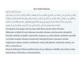 do'a nabi sulaiman.doc