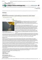 Mercado de biocombustíveis é oportunidade para crescimento da canola no Brasil - Portal Embrapa.pdf