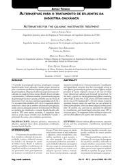 Artigo Técnico - Alternativas para o tratamento de efluentes da Indústri Galvânica.pdf