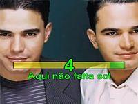Meu País - Zezé di Camargo e Luciano - karaoke.mp4