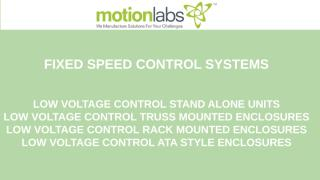 FIXED SPEED CONTROL SYSTEMS.pptx
