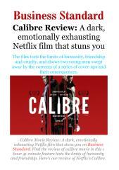 Calibre Review - A dark, emotionally exhausting Netflix film that stuns you.pdf